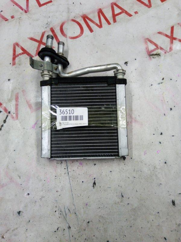 Радиатор печки Suzuki Wagon R MC21S K6A 1998