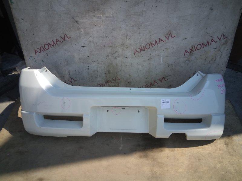 Бампер Suzuki Wagon R MC22S K6A-T 2000 задний