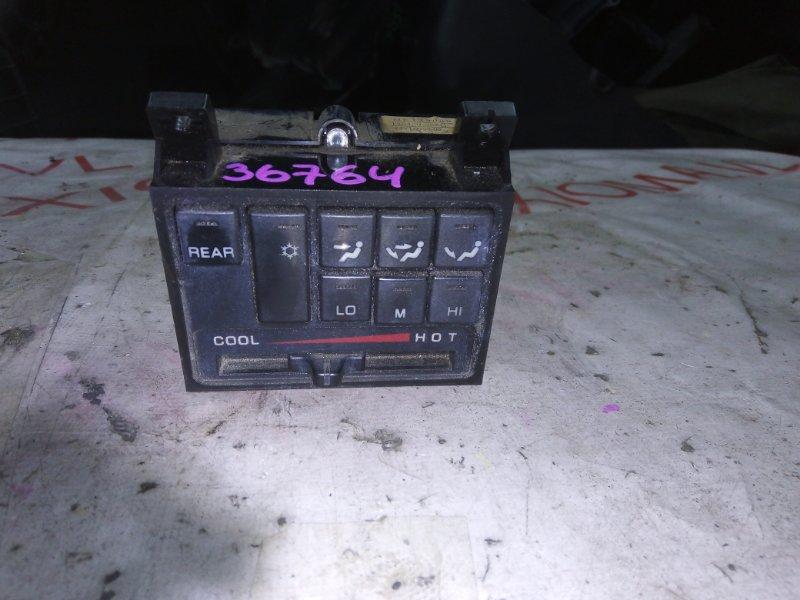 Климат-контроль Mitsubishi Canter FE62EE 4M51 1999