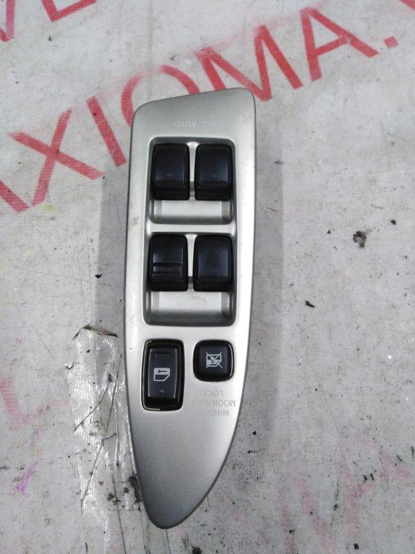 Пульт стеклоподъемника Toyota Voxy AZR60 1AZ 2004 передний правый