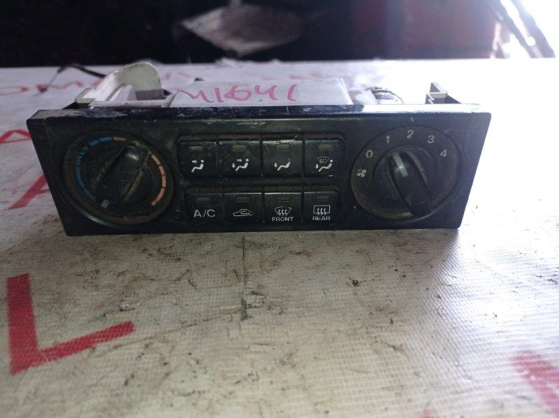 Климат-контроль Mazda Bongo SK22M F8 1999
