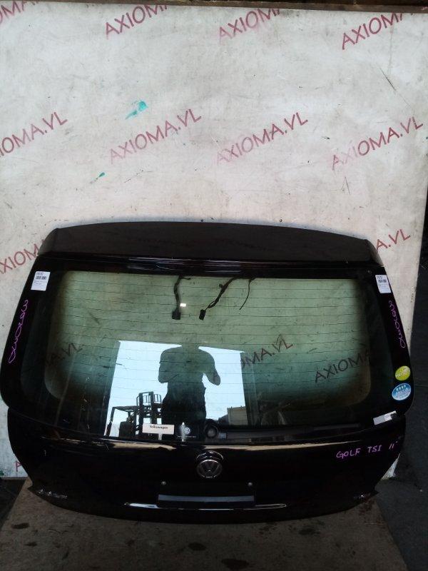 Дверь 5-я Volkswagen Golf Plus 5M1 CAVD 2009