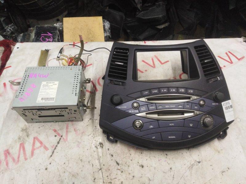 Климат-контроль Mitsubishi Grandis NA4W 4G69 2003