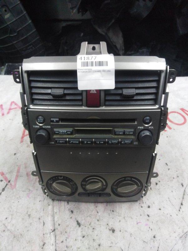 Климат-контроль Mitsubishi Colt Z21A 4A90 2002