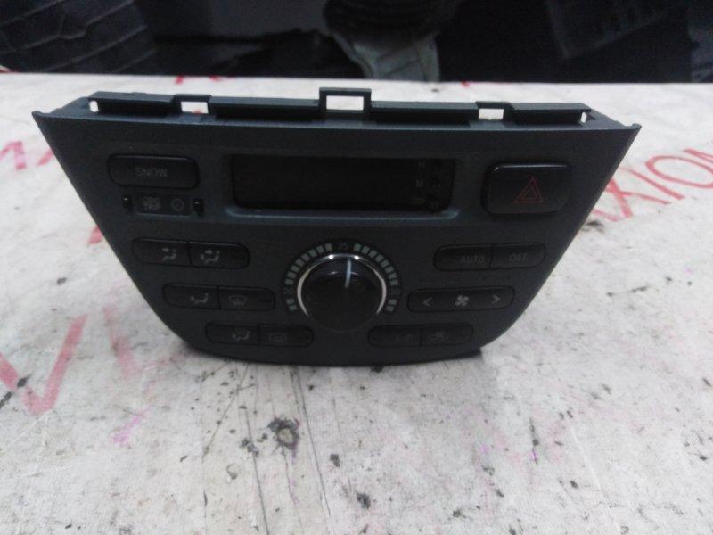 Климат-контроль Toyota Opa ZCT10 1ZZ-FE 2004