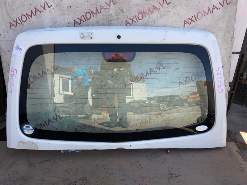 Стекло 5-й двери Mazda Bongo SK22M F8 1999