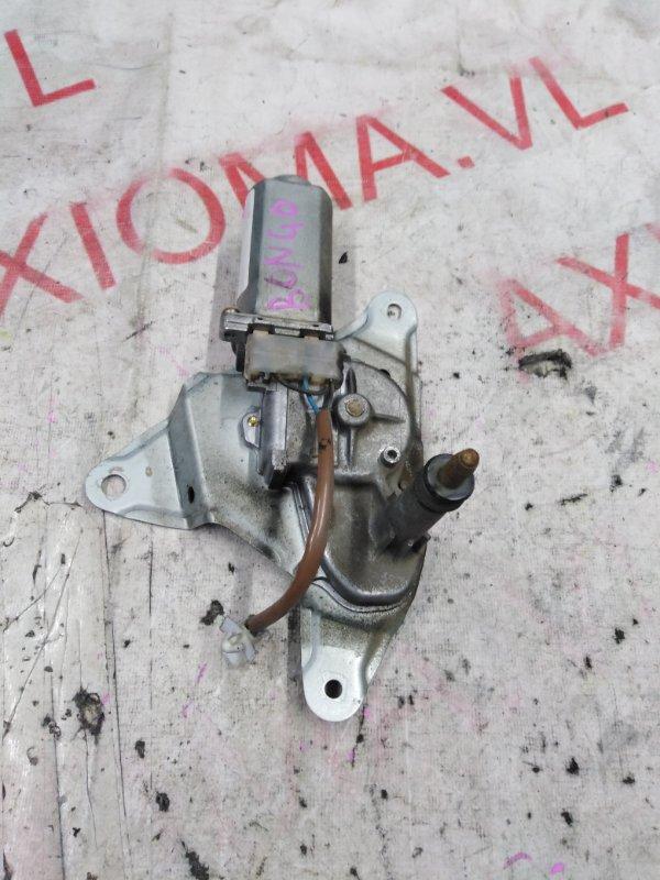 Мотор дворников Mazda Bongo SK22M F8 1999 задний