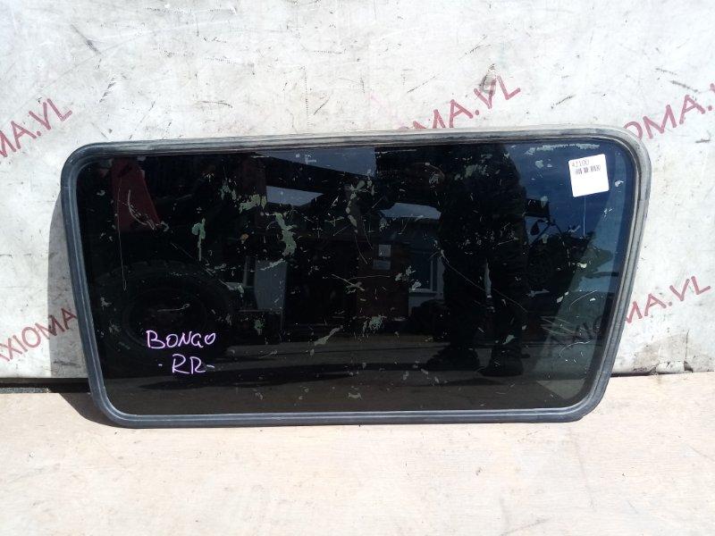 Стекло собачника Mazda Bongo SK22M F8 1999 заднее правое