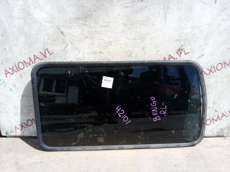 Стекло собачника Mazda Bongo SK22M F8 1999 заднее левое