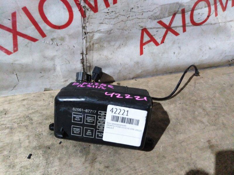 Блок предохранителей Daihatsu Pyzar G311G HD 1998