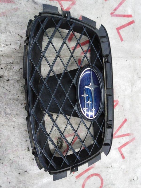 Решетка радиатора Subaru Impreza GD3 EJ15 2002