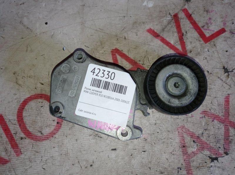 Ролик натяжной Mini Cooper R50 W10B16A 2001