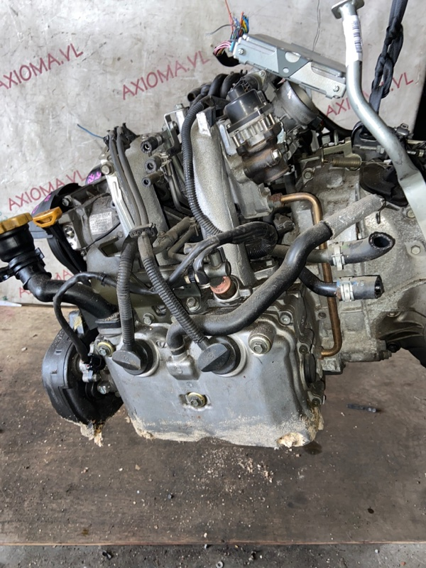 Двигатель Subaru Impreza GG3 EJ152 2002
