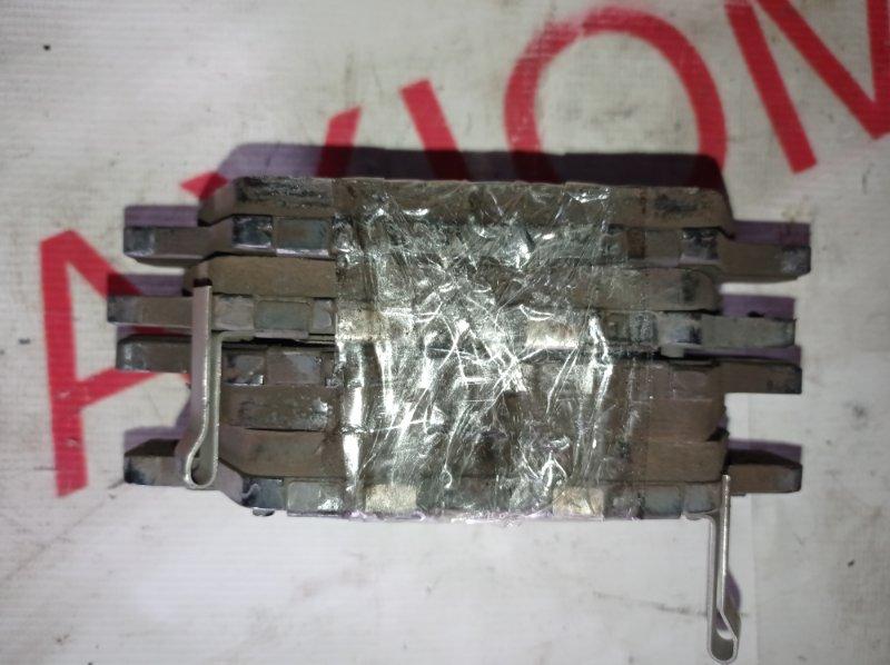 Тормозные колодки Honda Fit GE8 L15A 2007 переднее