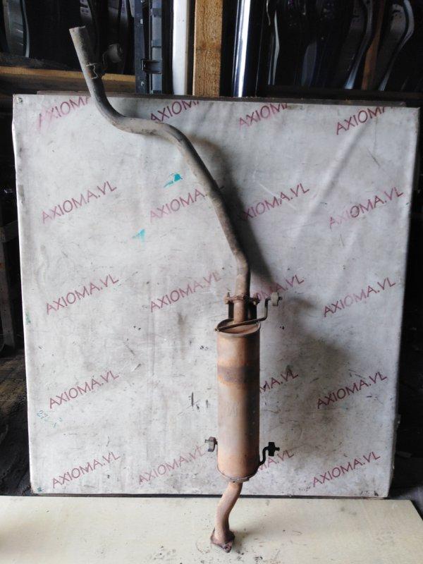 Глушитель Mazda Bongo SK82M F8 1999