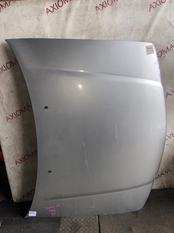 Капот Nissan Sunny FB15 QG15DE 2002