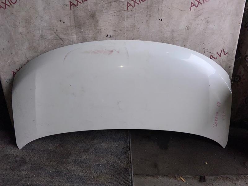 Капот Nissan Serena C25 MR20 2004