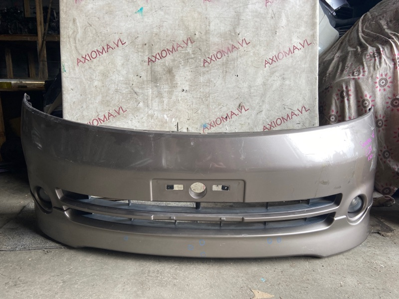 Бампер Nissan Serena C25 2005 передний