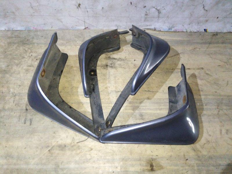 Брызговики комплект Toyota Ractis SCP100 2SZ 2006