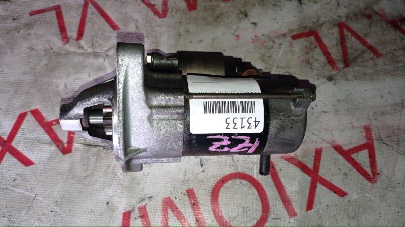 Стартер Toyota Allex ZZE122 1ZZ 2003