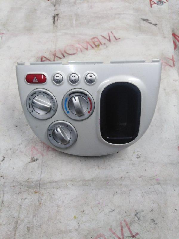 Климат-контроль Mitsubishi Ek Wagon H82W 3G83 2009