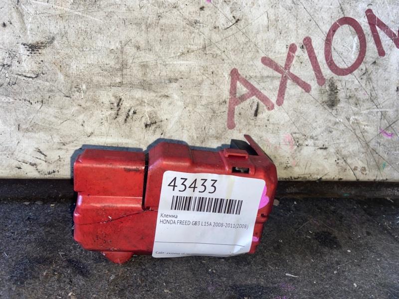 Клемма Honda Freed GB3 L15A 2008