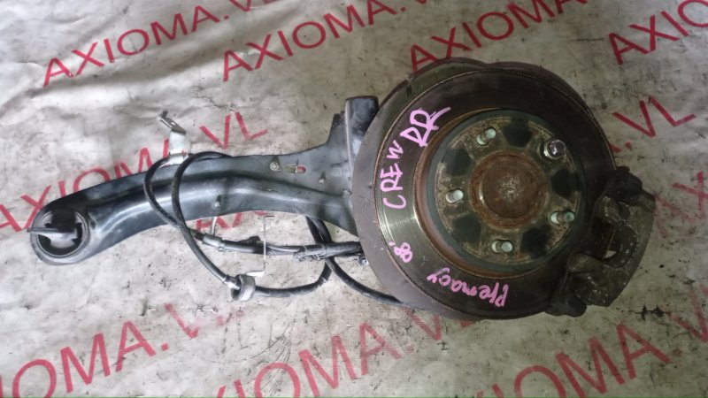 Ступица Mazda Premacy CREW LF 2005 задняя правая