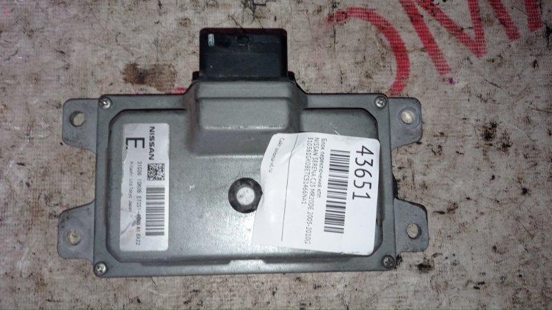 Блок переключения кпп Nissan Serena C25 MR20DE 2005