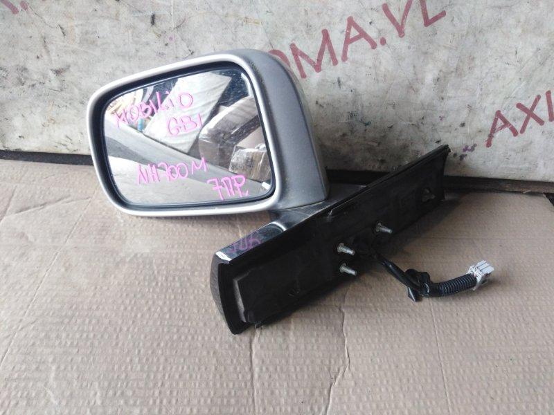 Зеркало Honda Mobilio GB1 L15A 2001 левое