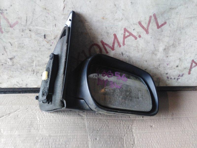 Зеркало Mazda Demio DY3W ZJ 2002 правое