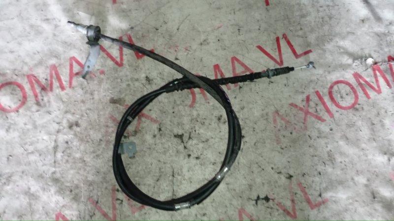 Тросик ручника Mazda Premacy CWEFW LF 2010 задний левый