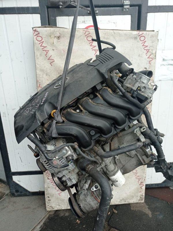 Двигатель Toyota Corolla Rumion NZE151 1NZ-FE 2007