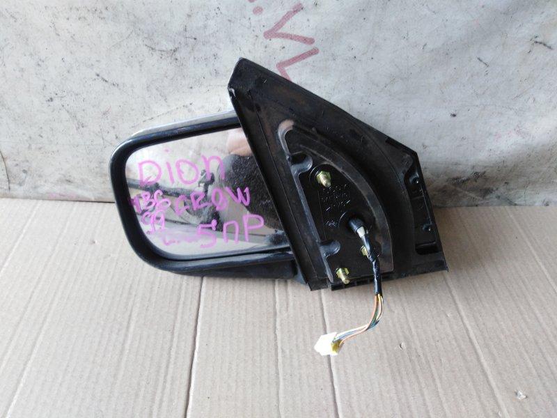 Зеркало Mitsubishi Dion CR9W 4G63 1998 левое