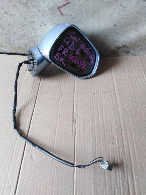 Зеркало Honda Fit GD1 L13A 2001 правое