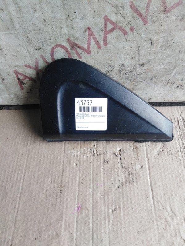 Уголок двери Mazda Bongo SK22M F8 1999 левый