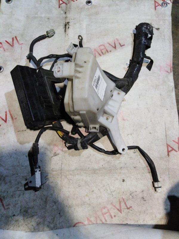 Блок предохранителей Nissan March K12 CR10 2002