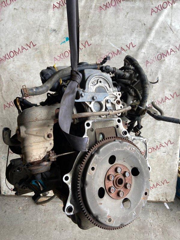 Двигатель Mazda Bongo SK82M F8 1999