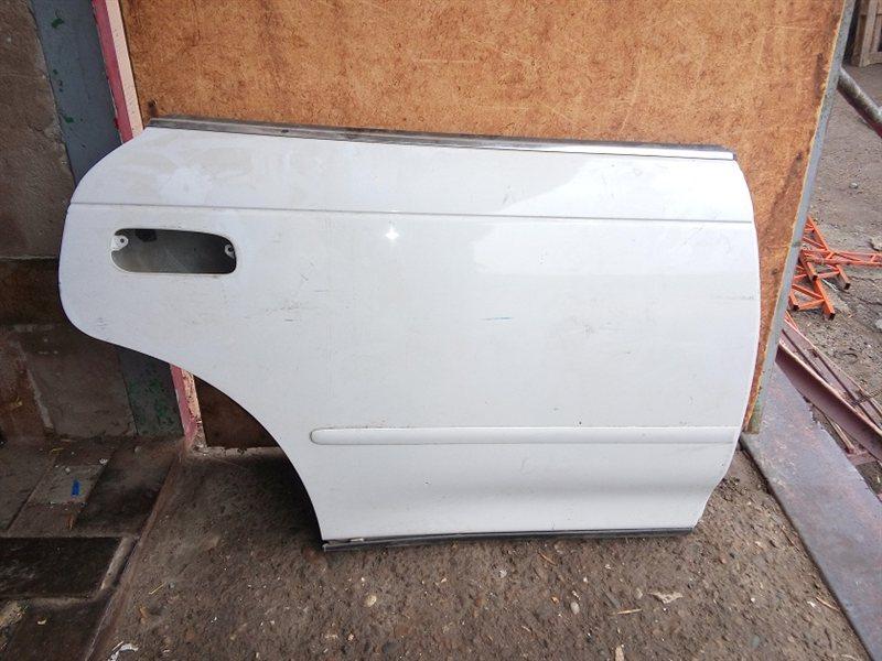 Дверь Toyota Mark Ii GX90 задняя правая