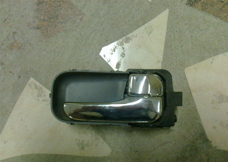 Ручка двери внутренняя Nissan Sunny B15 задняя правая