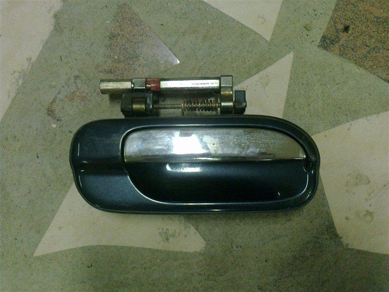 Ручка двери внешняя Nissan Sunny B15 задняя правая
