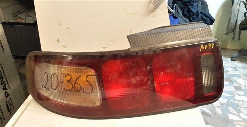 Фонарь заднего хода Toyota Celica ST202 задний левый