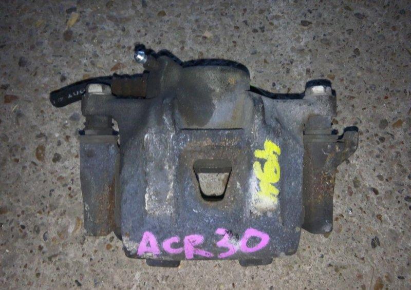 Суппорт Toyota Estima ACR30 2AZFE 1999 задний левый