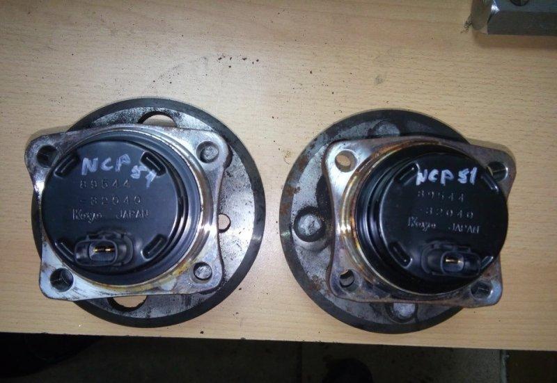 Ступица Toyota Probox NCP50 задняя