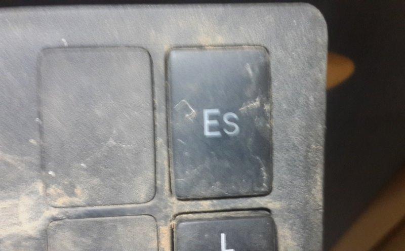 Кнопки прочие Toyota Yaris SCP90 2SZ-FE 2008