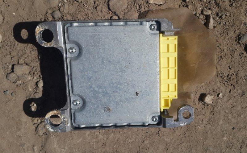 Блок управления аирбаг Toyota Yaris SCP90 2SZ-FE 2008