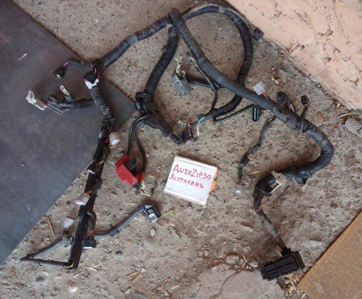 Проводка (коса) Toyota Yaris SCP90 2SZ-FE 2008