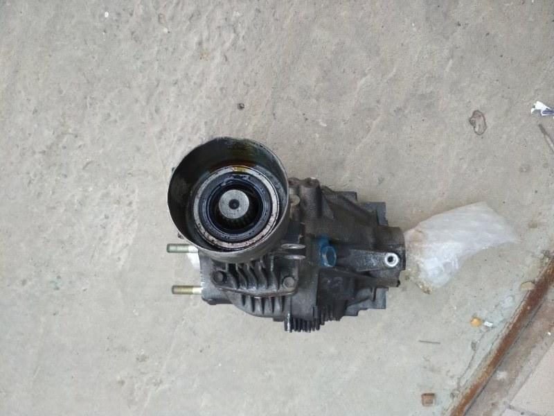 Раздатка Toyota Ipsum ACM26 2AZFE