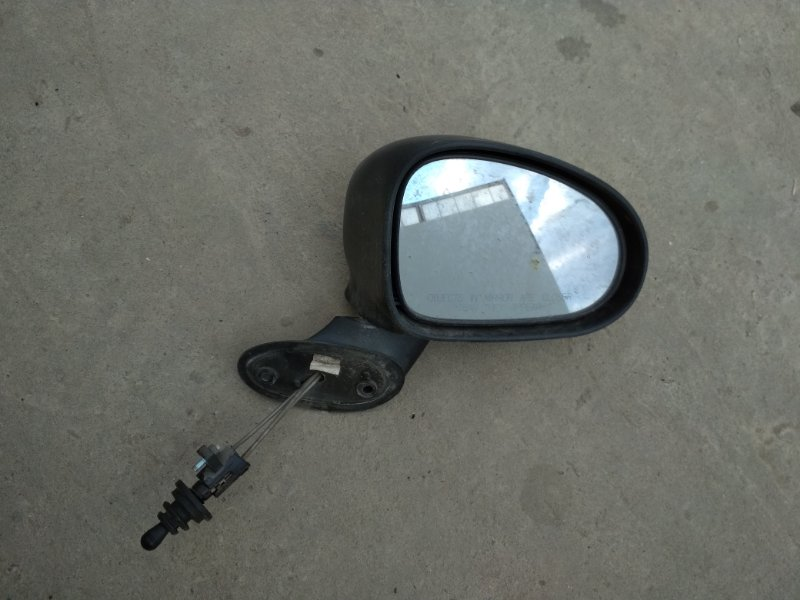Зеркало Chevrolet Spark M200 F8CV 2008 переднее правое