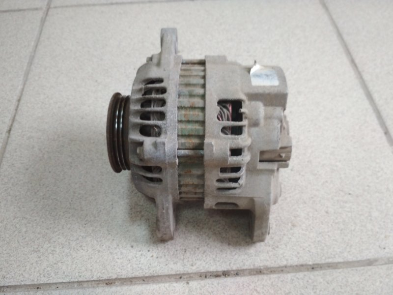 Генератор Chevrolet Spark M200 F8CV 2008