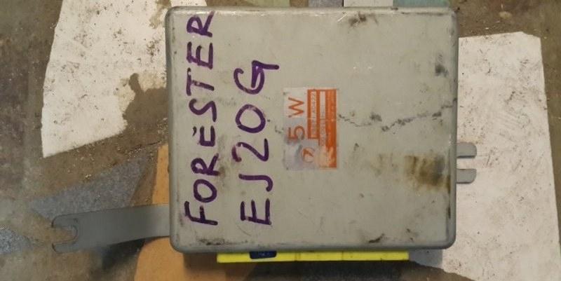 Блок управления двс Subaru Forester SF5 EJ20